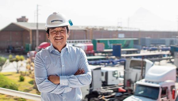 Avance. La nueva planta atraerá nuevos clientes, dice Huamanchumo. (Foto: Difusión)
