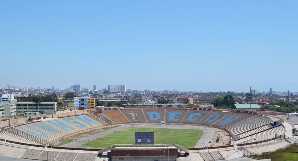 El Estadio de la UNMSM podrá ser utilizada para desarrollar los XVIII Juegos Panamericanos 2019. (Foto: UNMSM)