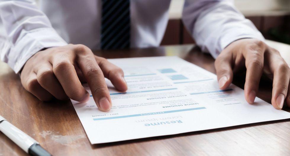FOTO | CV: Cómo hacer un currículum que impacte para la entrevista de trabajo