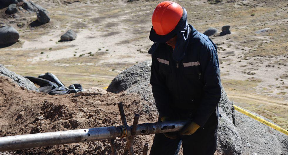 El proyecto de litio Falchani se encuentra en la meseta de Macusani en Puno, Perú.