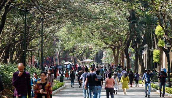 Bengaluru. (Foto: Bloomberg).