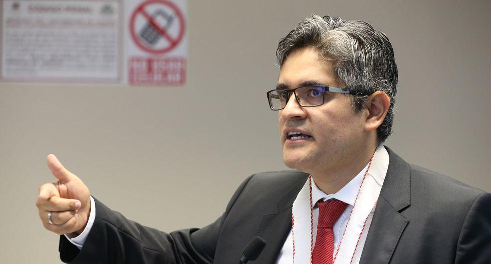 El fiscal José Domingo Pérez dijo que Jorge Barata revelará más identidades de las personas que están detrás de los 'codinomes'