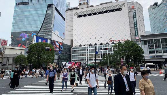 Fitch ha mantenido sus pronósticos de crecimiento o recesión para China (0.7%), Estados Unidos (-5.6%) y Japón (5%). EFE/Antonio Hermosín