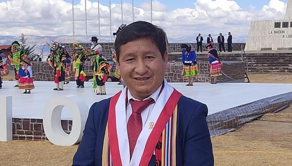Guido Bellido, congresista de Perú Libre, fue nombrado como primer ministro de Pedro Castillo. (Facebook: Guido Bellido)