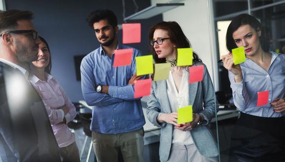 La innovación empresarial requiere disciplina y dedicación.