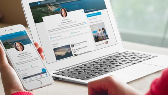 Solo el 1% de los usuarios que entra a su cuenta de LinkedIn genera algún tipo de contenido.