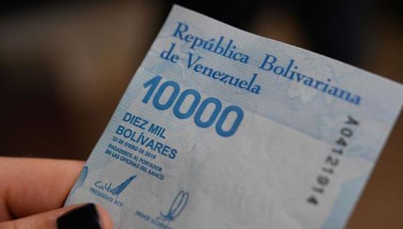 La inyección de efectivo está ayudando a revertir la caída del bolívar en el mercado paralelo, que la mayoría de los venezolanos usa para acceder a moneda extranjera. (Foto: Getty Images)