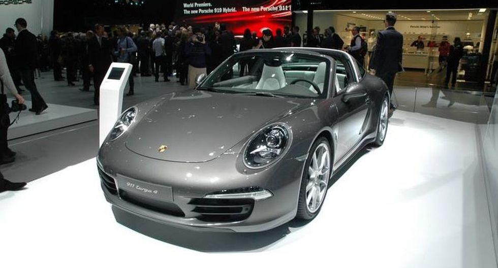Los sorprendentes autos del Salón Internacional de Ginebra 2014. (Foto: Difusión)