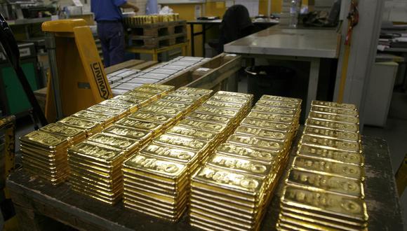 El oro caía el martes a un mínimo de más de una semana. (Foto: Reuters)