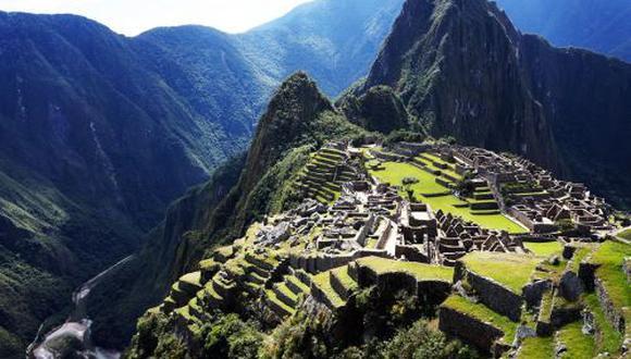 Ciudadela inca, Machu Picchu, 'descubierta' el 24 de julio de 1911. (Foto: Andina)