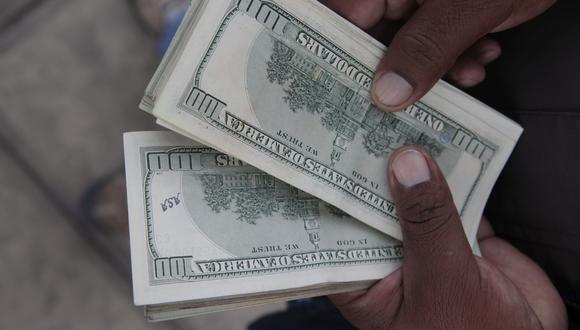 El dólar perdió un 0.75% en la sesión de este jueves. (Foto: GEC)
