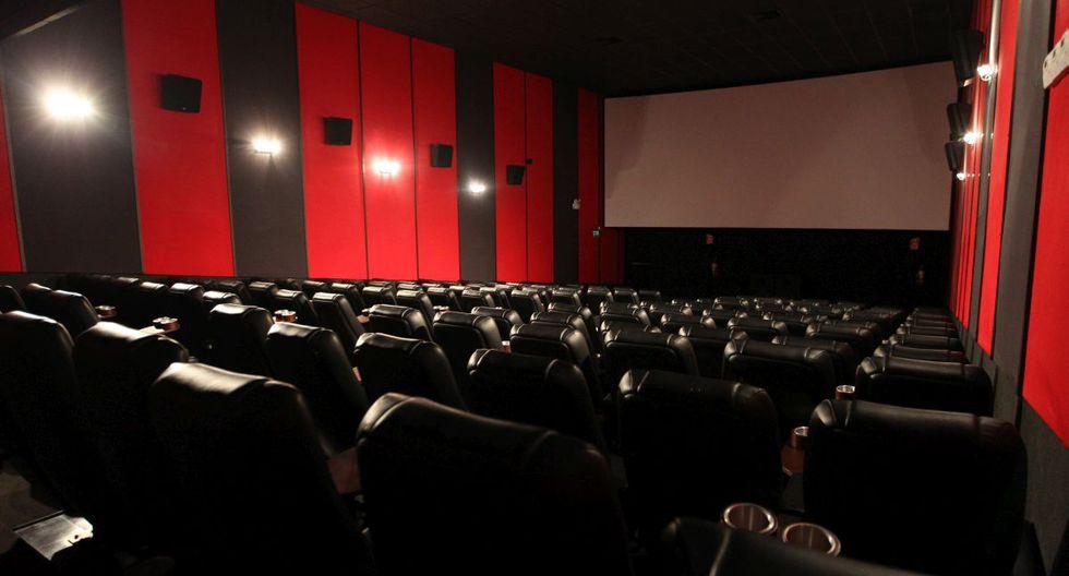 Salas de cines. (Foto: USI)