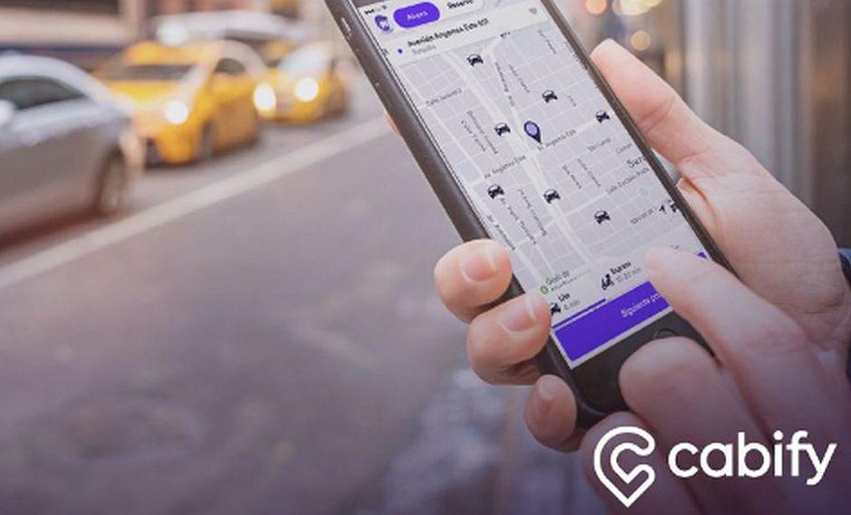 Cabify es una empresa fundada en 2011 en Madrid que usa la tecnología para poner en contacto a usuarios particulares y empresas con un transporte seguro. (Foto: Twitter Cabify)