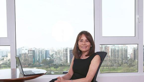 Valeria Flen es la nueva gerente general de Leche Gloria S.A. (Foto: Difusión)