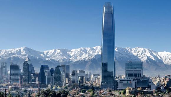 Santiago de Chile. (Foto: VisitChile)