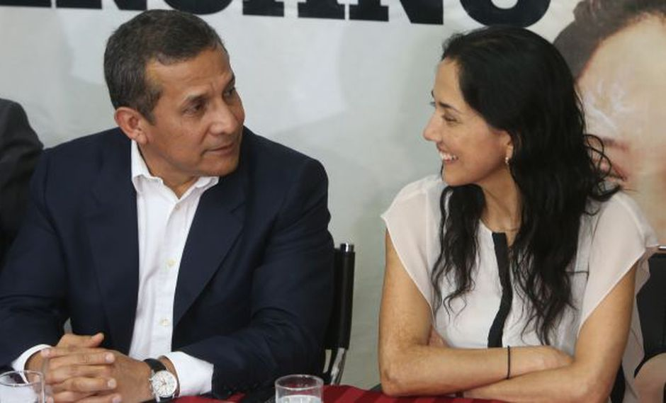 La familia Humala - Heredia son investigados por la Fiscalía por presunto lavado de activos . (Foto: GEC)