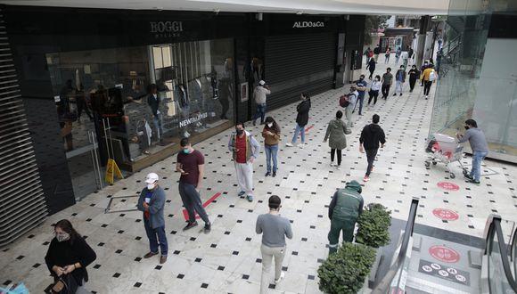 Real Plaza y Grupo Breca ya cuentan con soluciones de desarrollo y Mall Plaza estaría próximo a hacerlo, señaló empresa Lontec. (Foto: Anthony Niño de Guzman /GEC)
