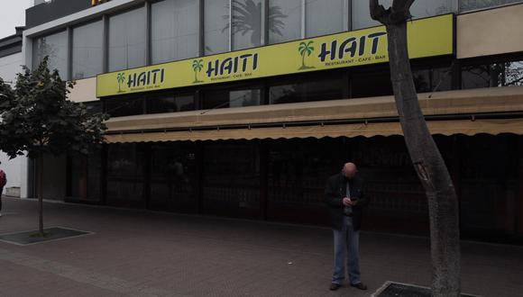 La empresa indicó que está evaluando acciones para volver a abrir el local. (Foto: Leandro Britto / GEC)
