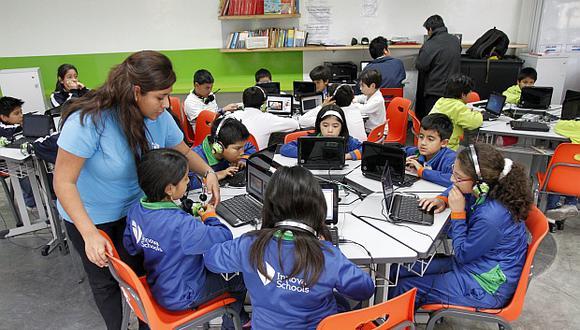 En comprensión lectora solo el 36% de los alumnos de las escuelas públicas urbanas aprobó los exámenes y la cifra se eleva a 43% en los colegios privados.