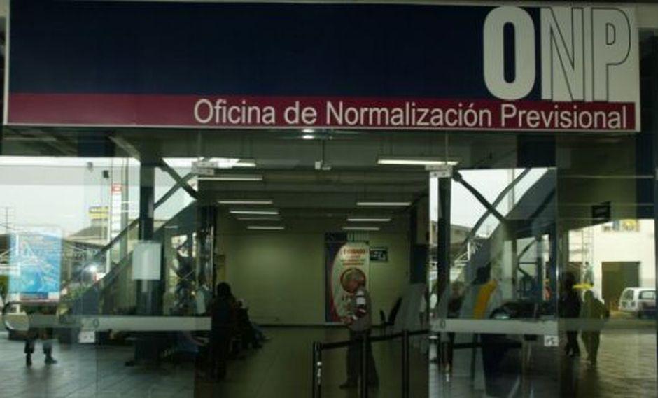La Oficina de Normalización Previsional (ONP) es un organismo público de seguridad previsional estatal de Perú. (Foto: GEC)