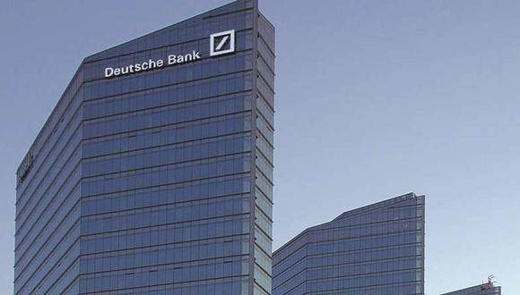 Deutsche Bank. (Foto: Difusión)