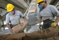 Consumo de cemento continuó acelerándose en febrero al crecer 5.3%