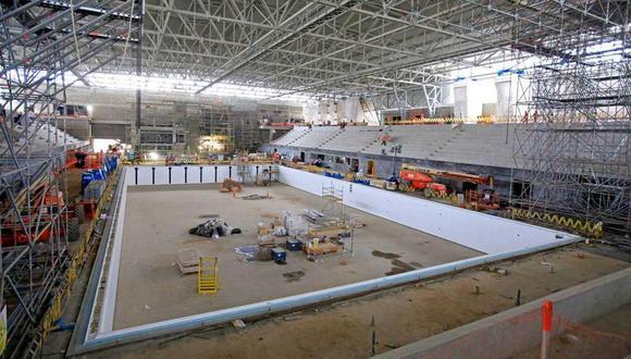 1. Culminar obras. Hace dos años, Lima corrió el riesgo de quedarse sin los Juegos Panamericanos 2019 porque el avance de las obras era nulo.(Foto: Lima 2019)