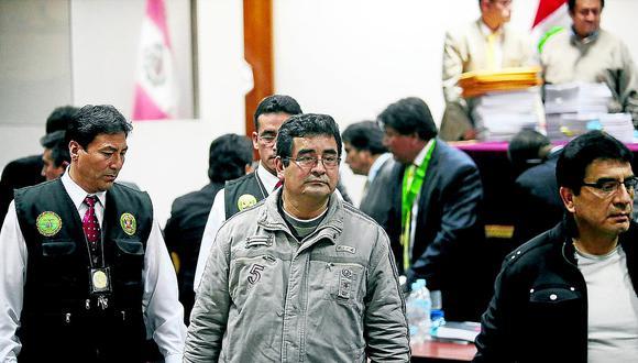 César  Álvarez se encuentra actualmente recluido en el penal de Cochamarca, en Puno. (Foto: GEC)