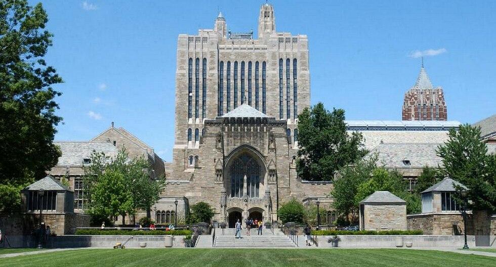 Universidad de Yale. (Foto: Difusión)
