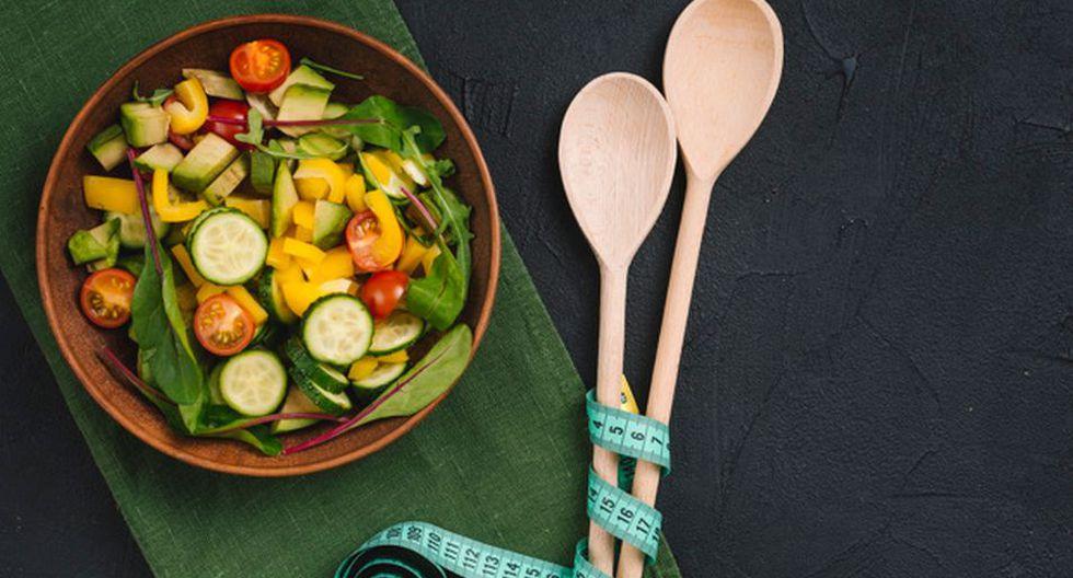 Una alimentación saludable en la noche, no hará que te prives de tu cena. (Foto:Freepik)