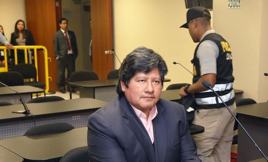 Edwin Oviedo es sindicado de pertenecer a la organización criminal 'Los Cuellos Blancos del Puerto' y 'Los Wachiturros de Tumán'. (Foto: GEC)