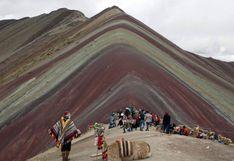 Perú anula la concesión minera sobre la famosa montaña de los siete colores