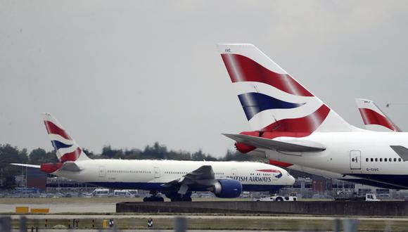 British Airways. (Foto: AP)