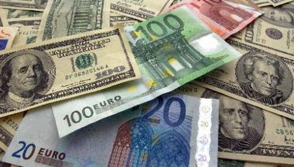 Así, en los últimos 12 meses, el dólar subió 5.95% ante la moneda peruana mientras que el euro ganó 13.18%, según datos del Banco Central de Reserva (BCR).