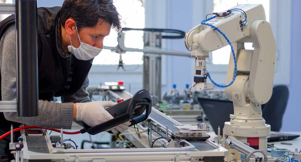 FOTO 2 | Ingeniería mecatrónica (Foto: iStock)