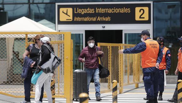 Desde noviembre se podrá acceder a más destinos internacionales. (Foto: GEC)