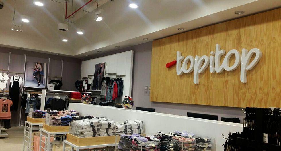 La marca de ropa Topitop no es solo más recordada sino que le sigue dando batalla a las demás marcas en el páis  (Foto: El Comercio)