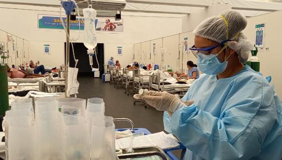 El Gobierno anunció que la llegada del primer lote de un millón de vacunas contra el coronavirus (COVID-19) del laboratorio Sinopharm está prevista para el martes 9 de febrero. Foto: Andina