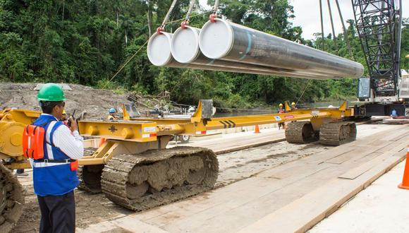 Gasoducto Sur Peruano. (Foto: USI)