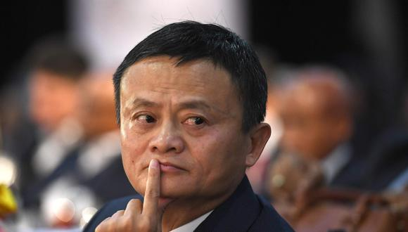 Jack Ma. (Foto: AFP).