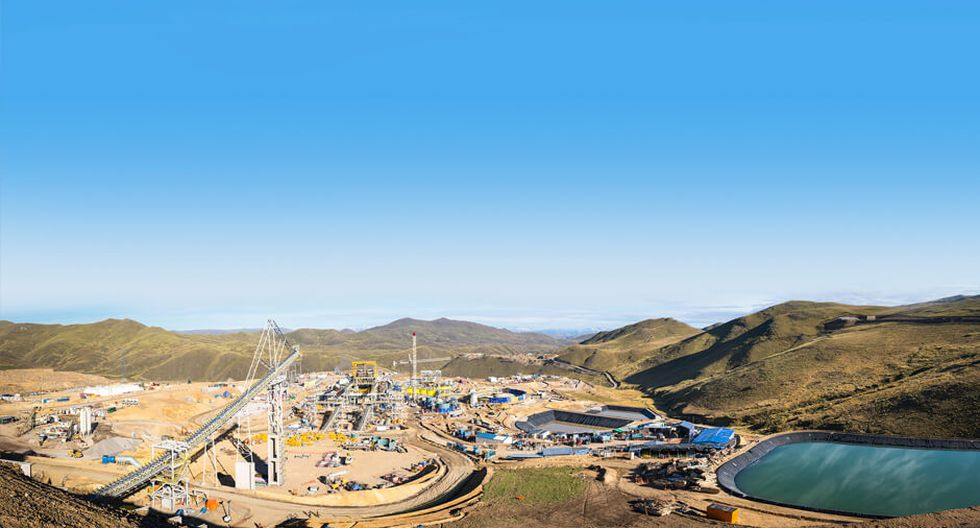 Ausenco brindó servicios de Ingeniería, Adquisiciones y Construcción para Constancia, proyecto minero ubicado en los Andes a 4,100 m.s.n.m.