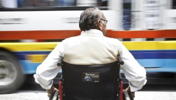 Publican decreto que establece disposiciones de prevención y protección para las personas con discapacidad durante cuarentena por coronavirus. (Archivo/GEC)