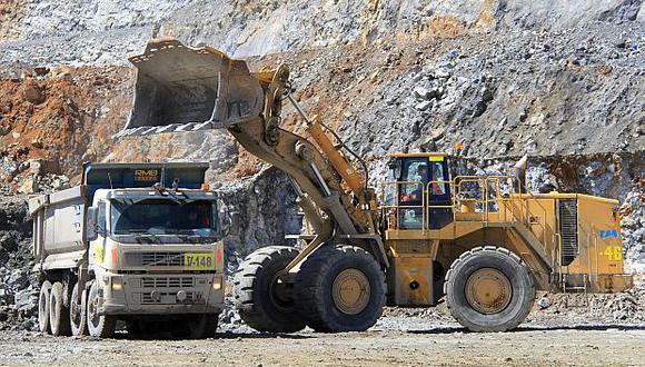 El gobierno dispuso que a partir de este mes se adelante el 60% del canon minero a los gobiernos subnacionales.(Foto: GEC)