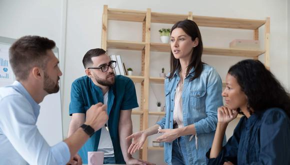 La coyuntura tiene más impacto del que se cree en las organizaciones. Es un periodo para tomar decisiones con la cabeza fría y ser un líder ecuánime con el equipo.  (Foto: iStock)