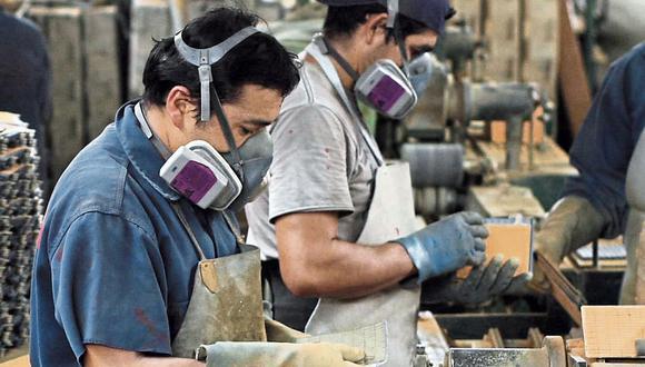 Trabajadores. Sí pueden recibir otras sanciones disciplinarias. (Foto: GEC)
