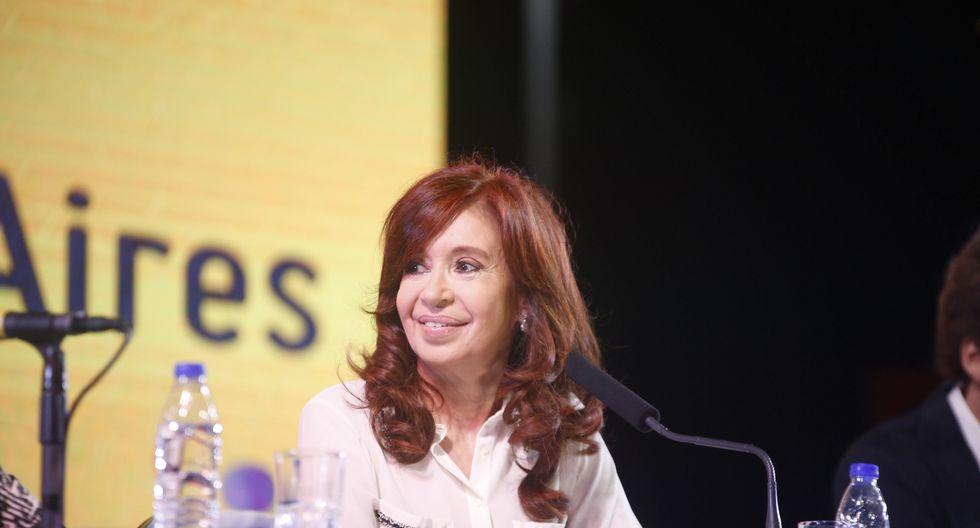 Con este anuncio terminan meses de conjeturas en el abanico político y en los medios de comunicación sobre el futuro político de Cristina Fernández. (Foto: EFE)