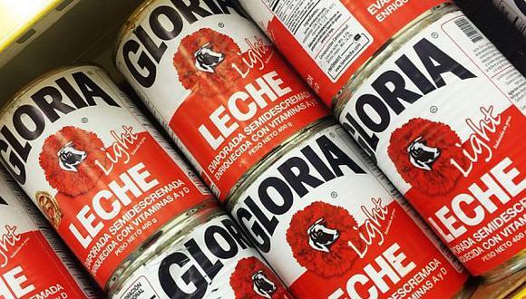 """Aspec dijo que el 44.4% de productos de Gloria, Nestlé y Laive cuenta con denominación incorrecta por usar término """"leche evaporada"""" cuando tienen otros ingredientes. (Foto: GEC)"""