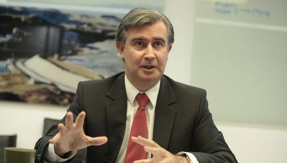 Manuel Fumagalli afirmó que para asegurar la confianza de los inversionistas se debe garantizar la estabilidad jurídica y el estado de Derecho.(Foto: GEC)
