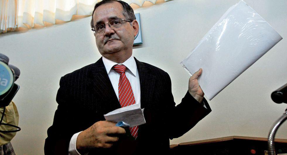 Marco Falconí obtuvo el sexto lugar en la evaluación de candidatos a la Junta Nacional de Justicia. (Foto: GEC)