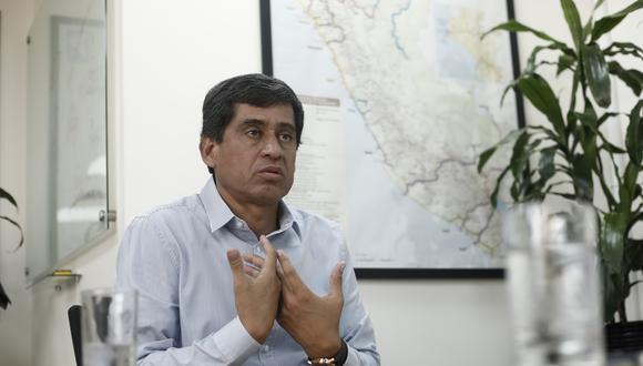 Se alista nueva norma técnica para facilitar la construcción de viviendas de alquiler, afirmó el ministro de Vivienda, Construcción y Saneamiento, Carlos Lozada. (Foto: Leandro Britto)